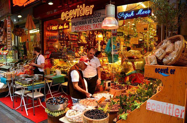 Tasty Istanbul food tour