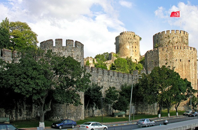 Rumeli Castle in Istanbul