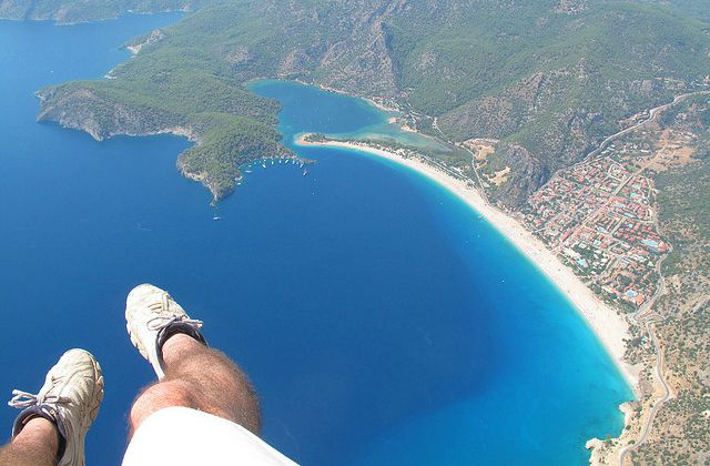 Day trips from Istanbul to Fethiye