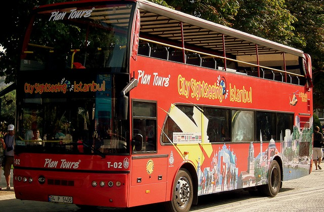 Istanbul hop on hop off tours