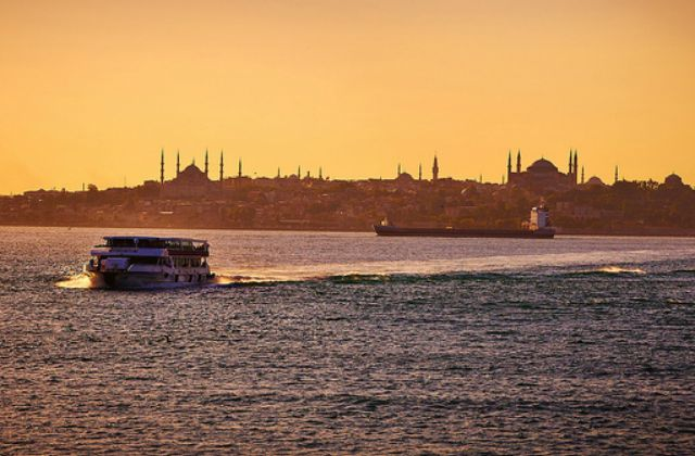 Shore tour in Istanbul
