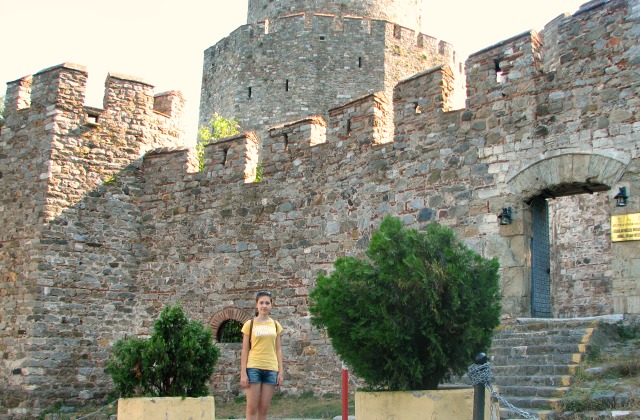 Rumeli Fortress tour