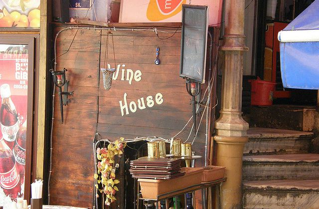 Winetasting at Istanbul day trip