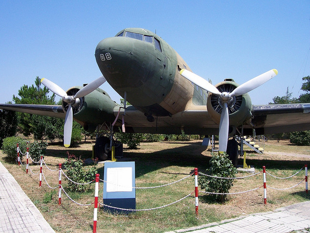Aviation Museum in Istanbul