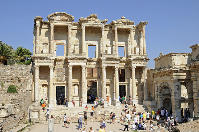Ephesus tours from Istanbul
