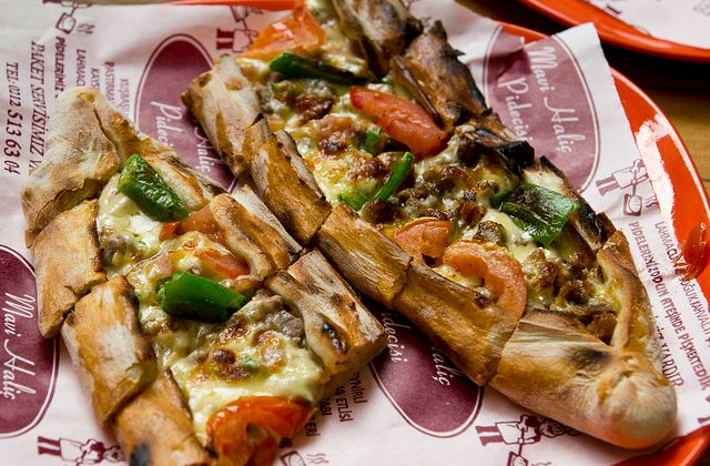 Top Ten Pizza Restaurants