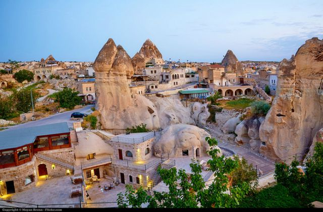 From Istanbul to Cappadocia trips