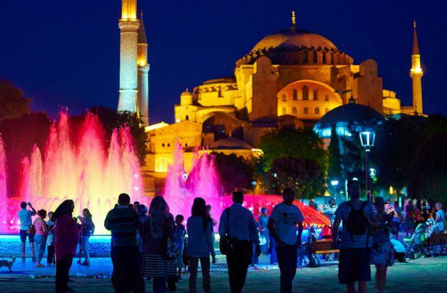 Istanbul shore tour