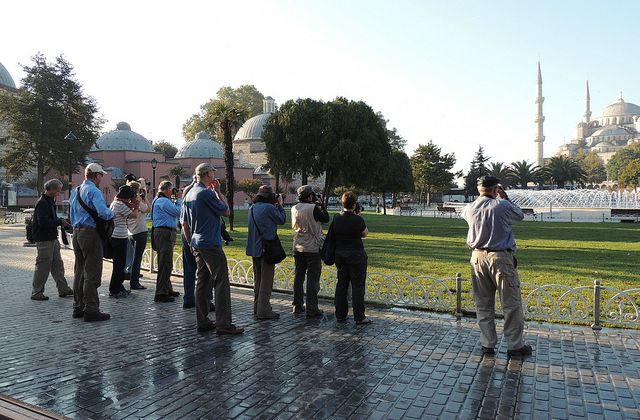 On shore tours in Istanbul