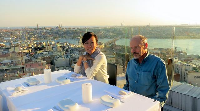 Mikla Istanbul restaurant