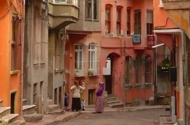 Balat. Istanbul.