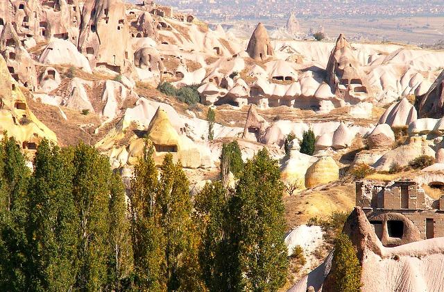 Wonders of Cappadocia