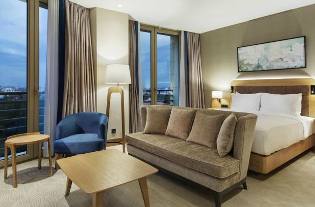 Double Tree by Hilton Hotel Istanbul Tuzla