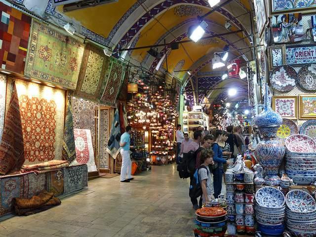 Historic Grand Bazaar Map Hours Tips Istanbul7hills