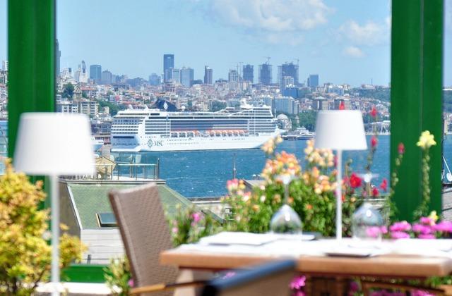 Imbat Istanbul restaurant