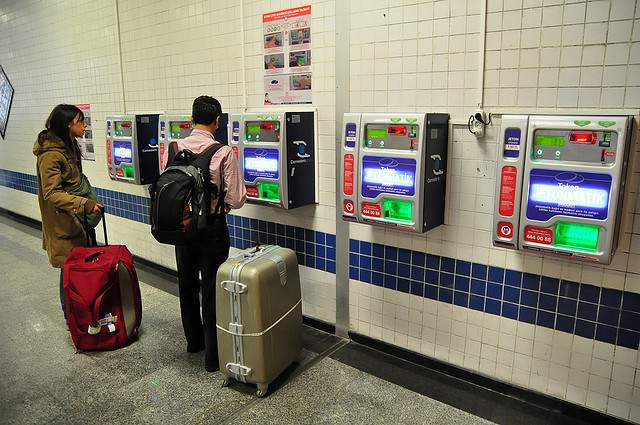 How to pay for Istanbul metro