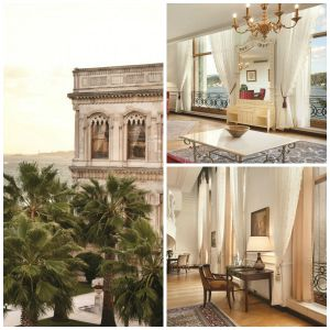 Palaces and Mansions in Istanbul