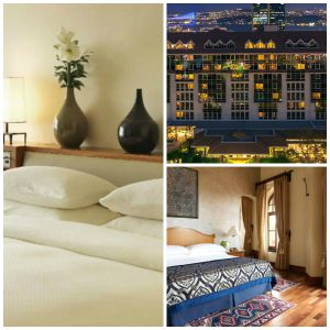 International chain hotels in Istanbul