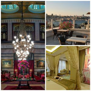 Luxury accommodation in Istanbul