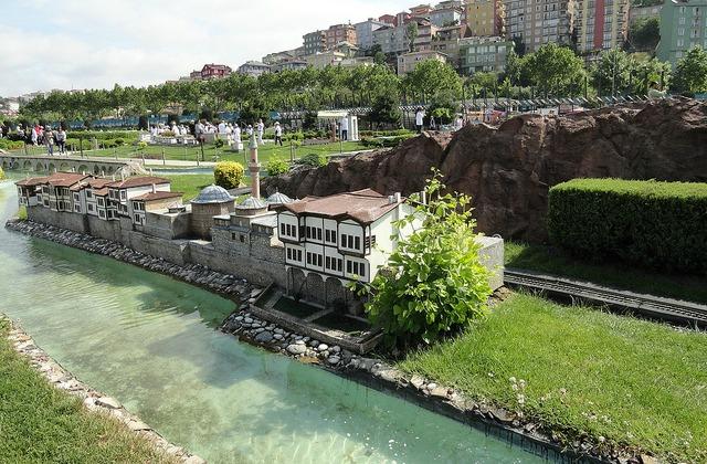 Miniaturk park in Istanbul.   Photo by Boris Dzhingarov