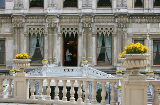 Windows of the Palace