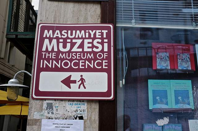 Museum of Innocence in Istanbul