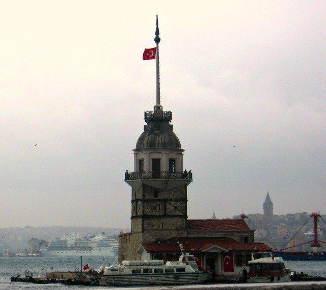 Kiz Kulesi in Istanbul