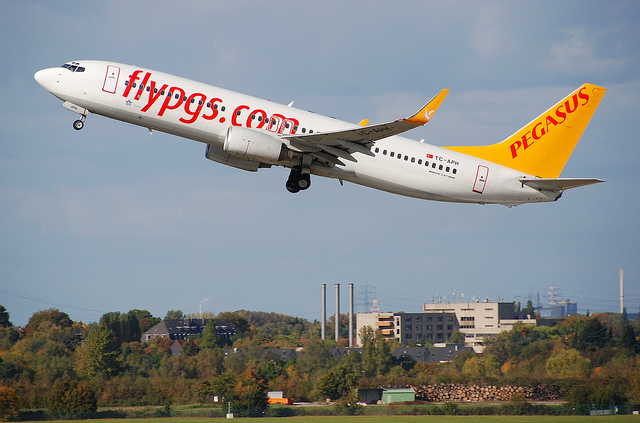 Pegasus Airlines review