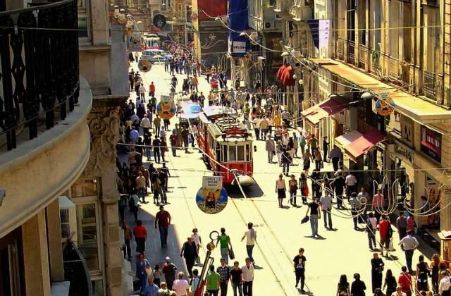Taksim in Istanbul